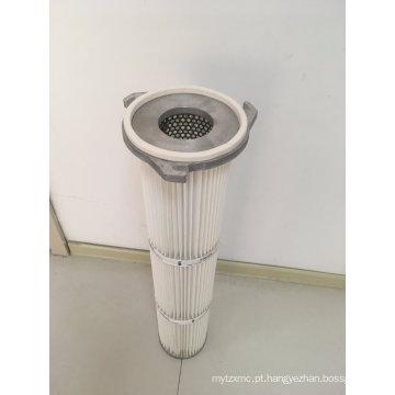 Cartucho de filtro muito barato do coletor de poeira de três lugs do preço