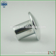 round head aluminium tubular rivets