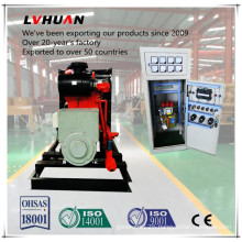 400 V / 230 V 300kw 400kw 500kw 600kw Natural Gas Generator