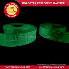 Customized prismatic pvc luminescent reflective tape