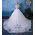 Plus Size Long Sleeves Ballkleid Brautkleid Brautkleid China