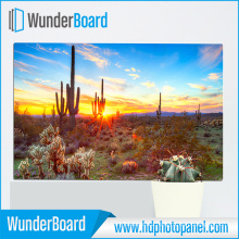 High Quality of HD Aluminum Photo Panel