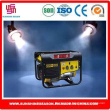 Conjunto de generador de gasolina 6kw para uso doméstico y al aire libre (SP12000)