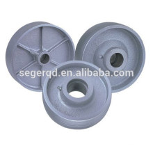 Customized cast iron industrial caster wheels