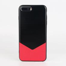 2017 newest design beautiful TPU case,PC casecase for iphone 7 plus