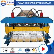 Metal Roof Plate Roll Forming Machine