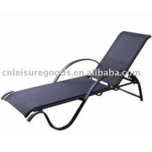 Chaise longue de meubles d'extérieur