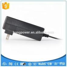 Wandmontage Typ AC DC Adapter 12V 5a die Stromversorgung mit UL KC Zertifikat