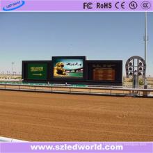 Écran d'affichage à LED fixe polychrome de P5 HD pour la publicité