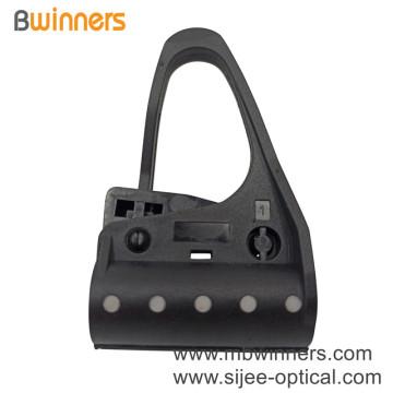 Fiber Optic Drop Cable Suspension Clamps Cable diameter 2-8mm