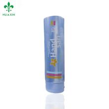 Tubo de maquillaje de crema de plástico de alta capacidad a medida para el acondicionador