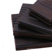 Recyded bamboo decking manufacture