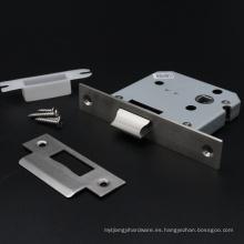 Cuerpo de cerradura de puerta de 55 mm con cierre de alta seguridad