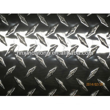 Diamond pattern aluminum sheet manufacturer