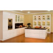 Armário de cozinha contemporânea de estilo americano