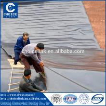 EVA membrana impermeável para telhados usado para buildig