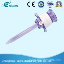 Laparoscopic Disposable Plastic Trocar