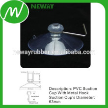 Manufacturer for Transparent 63mm PVC Suction Cup