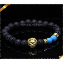 Fashion Bead Bracelets Lava Bracelets Natural Jewelry (CB085)