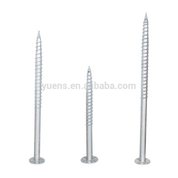 Good Quality Green House Solar Mounting Ground Screw