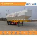 2-axle 35m3 bulk feed semi trailer