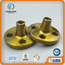 ASME B16.5 Carbon Steel A105n Wn Flange Forged Flange with TUV (KT0261)