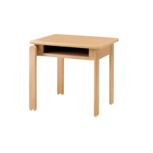 Escritorio de madera / ambientales protegidos/niños mesa y bajo (QJ-S)