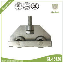 Truck Assembling Curtain Trailer Roller Rail Pulley