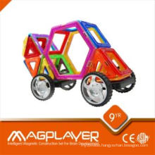 OEM Magplayer Magnetic Puzzle Different Rainbow Shape Tiles