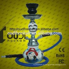Cigarrillo especial de la cachimba del cráneo de la resina