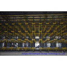 High Storage Warehouse Radio Shuttle Shelving