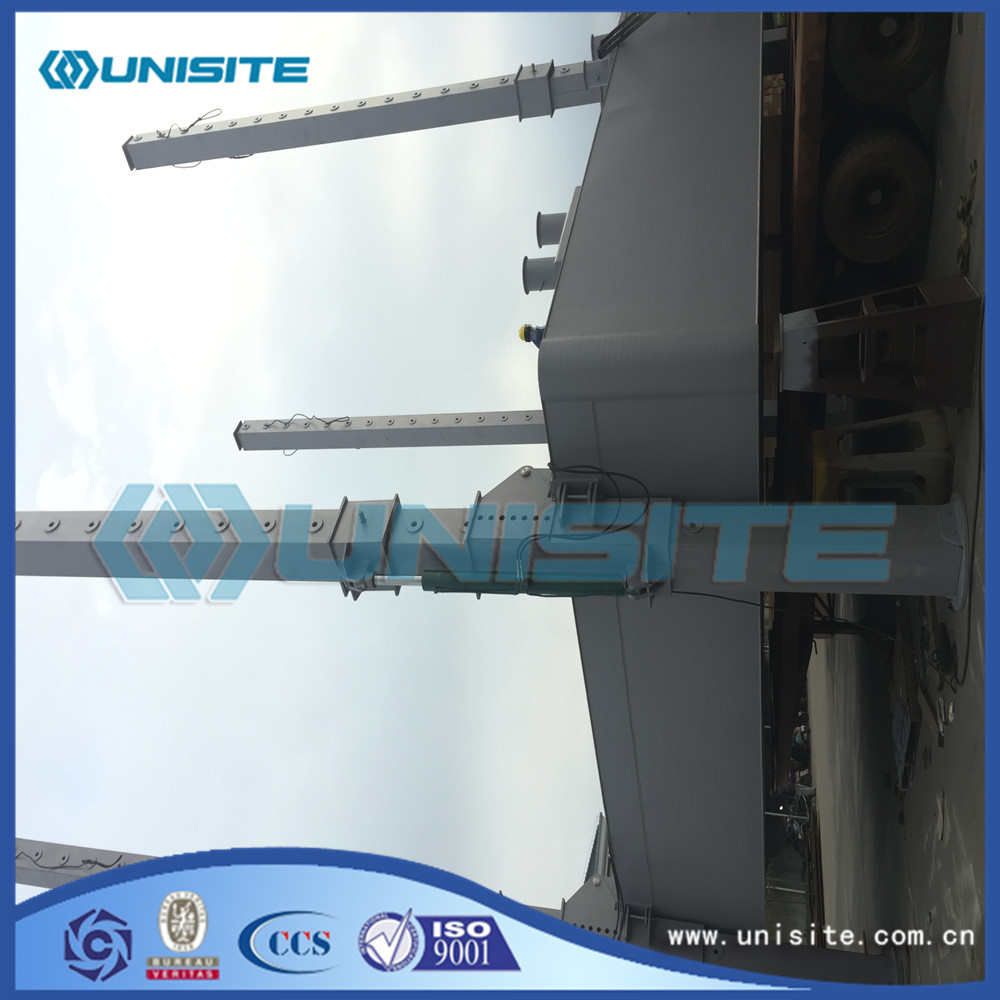 Marine Floating Offshore Platform price