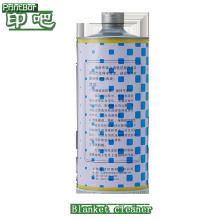 Очищающее средство для очистки раствора реактивного покрытия