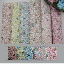 Наличии высокого качества 100%полиэстер печатных микрофибры ткань для ткань