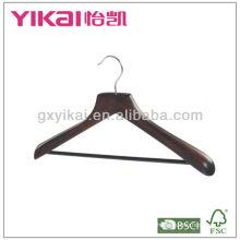 Антикварная деревянная вешалка