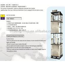 Food dumbwaiter, elevator,lift