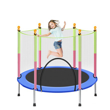Factory Wholesale High Quality 1.4m Straight Leg Trampoline for Children