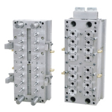 PET Preform Mould with Hot Runner (16 Cavities)
