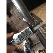 Tuyau en acier sans soudure de précision OD27.2 * épaisseur ID20mm 3.6mm