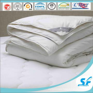 Bamboo Quilt Duvet Shell Hotel Alternative Pillow Comforter Bed Linens