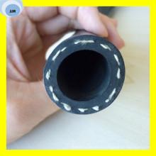 Black Fibre Braided Rubber Air Hose