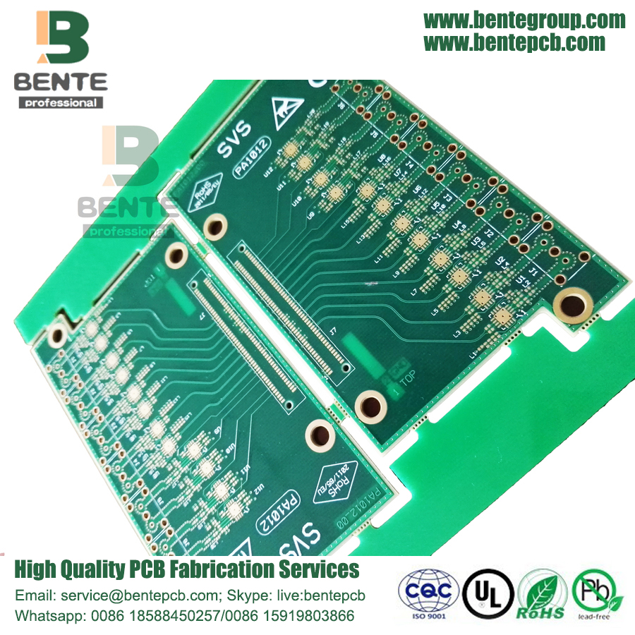 4Layers PCB Impedance Control PCB multicapa