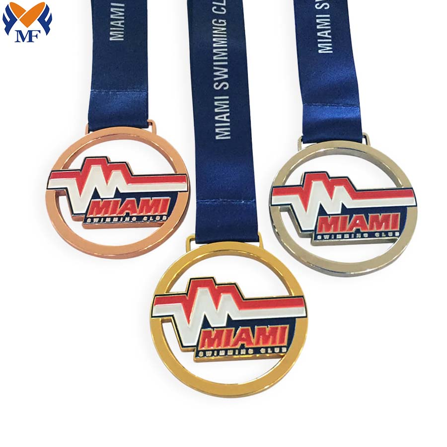 Custom Race Medal Set