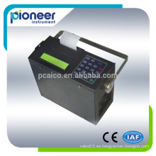 Medidor de flujo de agua portátil TDS-100P