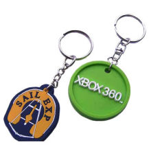 Custom logo soft PVC keychain with sample and unique design good for promotion and advertisingNew