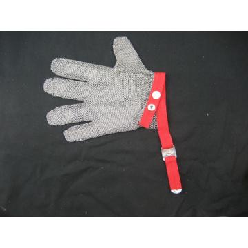 Gant de travail résistant à la coupure résistant à la coupure Chain-2373