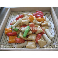 hot sell and good quality sweet snacks dryed rice cracker in Korean