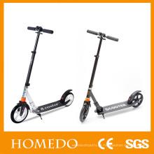 Freio de mão de 2 rodas, crianças, scooter, scooter, grande, roda, scooter, venda