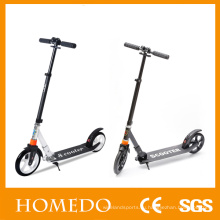 2 колеса ручной тормоз детский взрослый самокат пинком большого колеса скутера для продажи