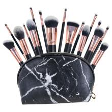 18 pcs Pinceau Maquillage Poudre Set Titulaire Coréen Morphe